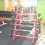 EZY-Curl Weight Rack