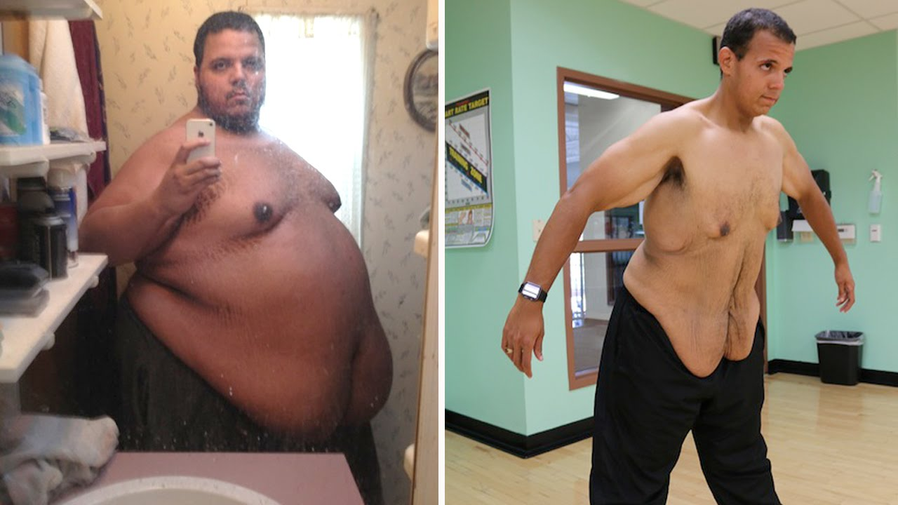 Troll To Swole: Internet Bully Loses 400lbs After Changing ...