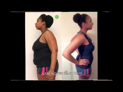 Weight Loss Before And After Pictures Black Women