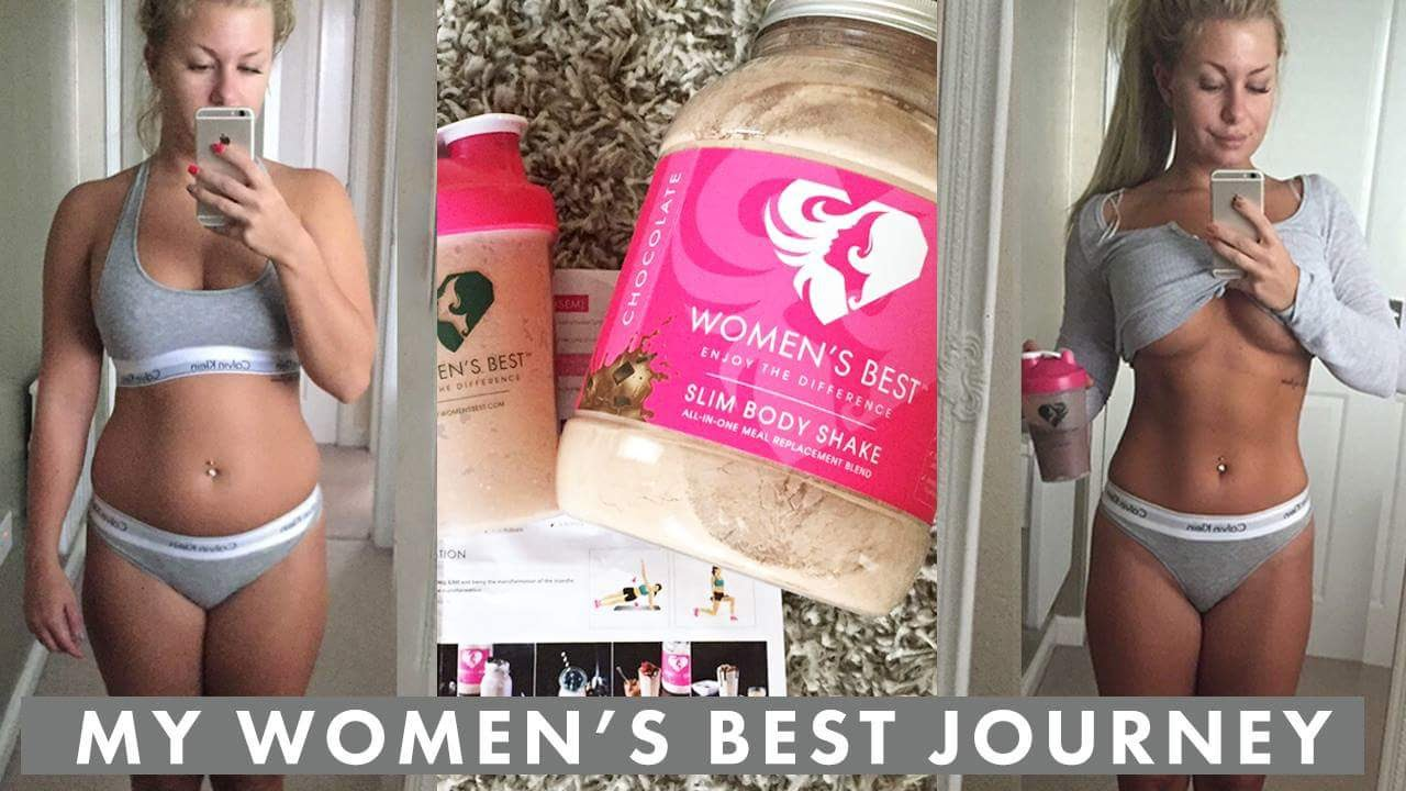 My weight loss journey women 39 s best slim body shake review for Best women pictures