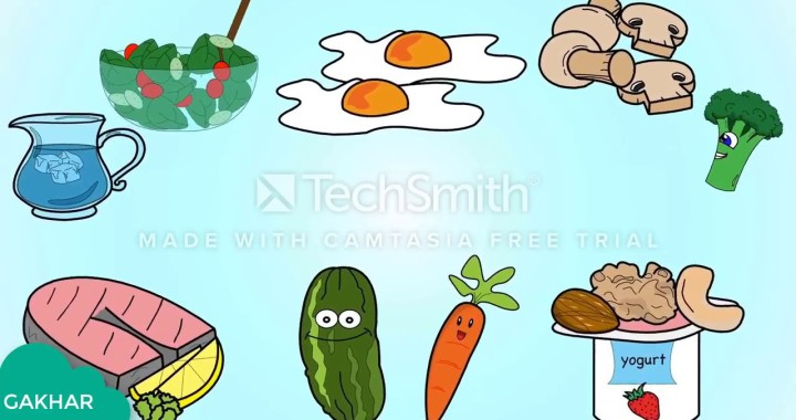 Nutrition Food Pyramid Healthy Eating Videos For Kids Funny Game Children
