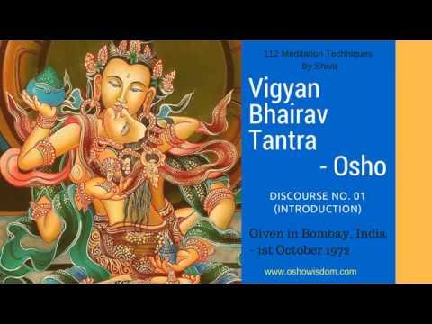 Vigyan Bhairav Mật tông - tập 1