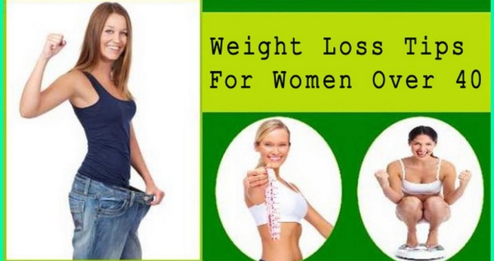 Easy Weight Loss Tips For Women Over 40 Years Of Age