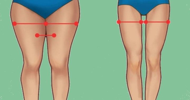 Lose Thigh Fat in Just A week With This 4 Leg Workouts