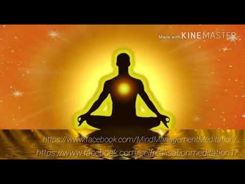 Rajyoga Meditation Technique By Shivani Didi