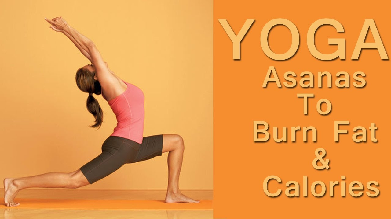fat burning yoga stretches